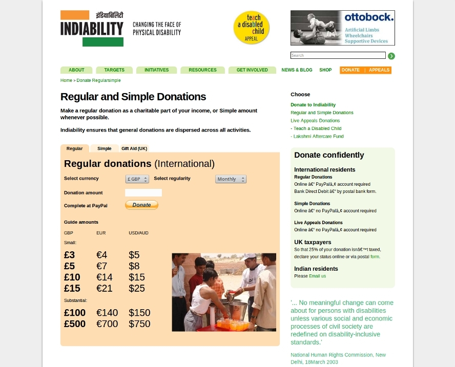 Indiability Foundation