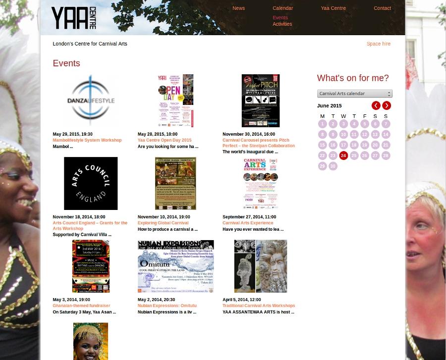 Yaa Centre